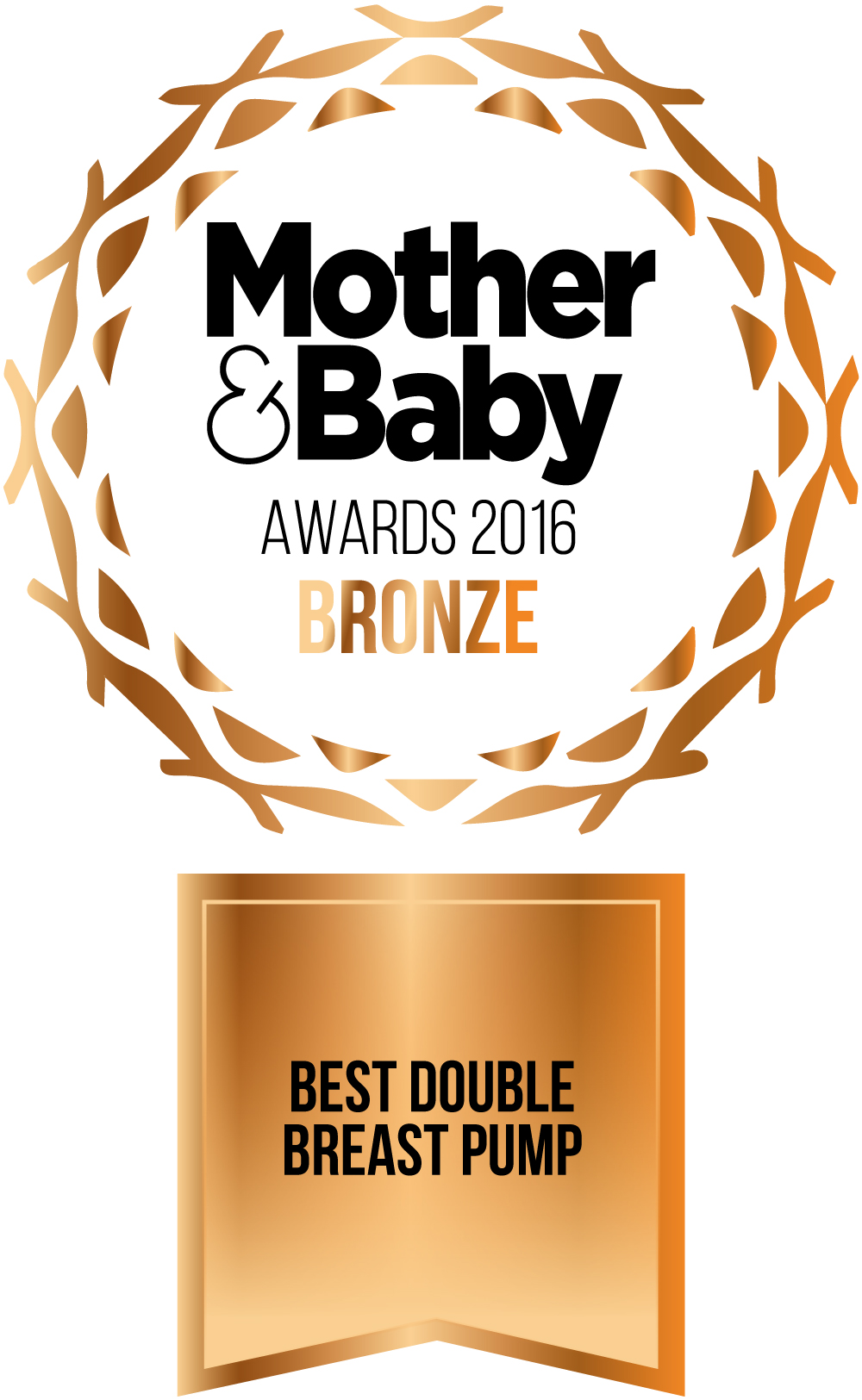 Best Double Breast Pump Award by Mother and Baby 2016