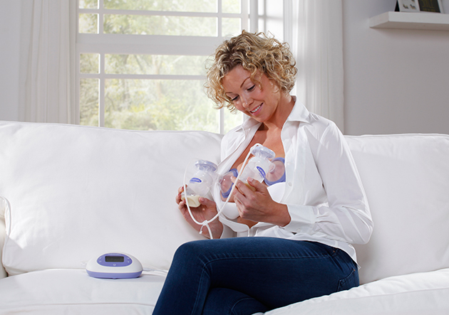 Odsávanie a skladovanie materského mlieka