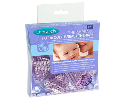 3in1 Hot or Cold Breast Therapy by Lansinoh