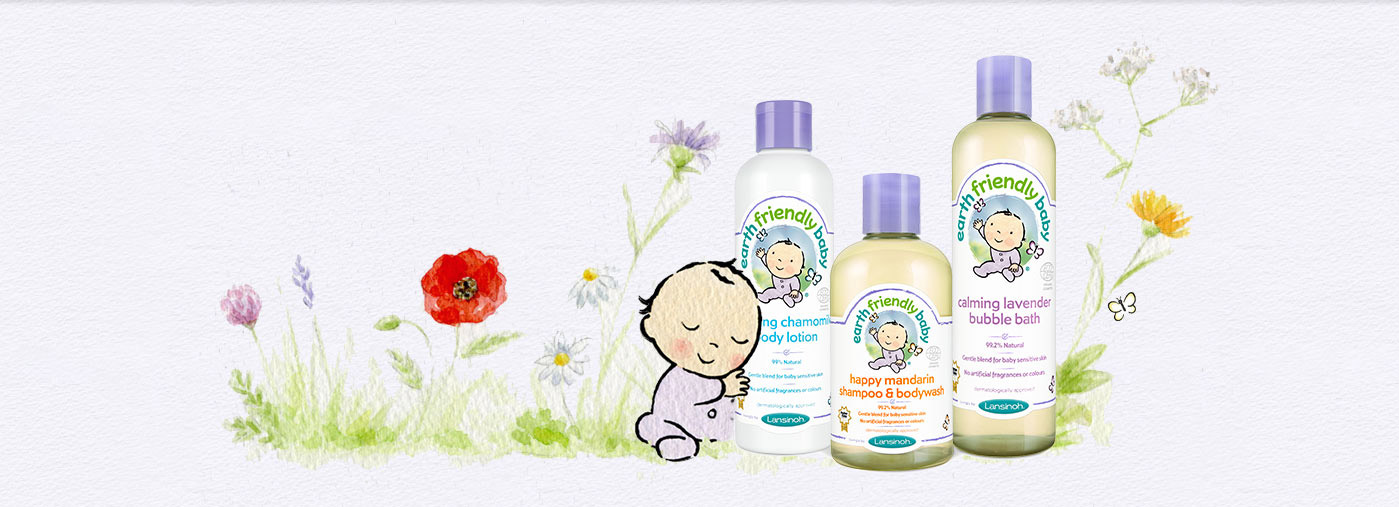 View Our Earth Friendly Baby Natural & Organic Products - Lansinoh