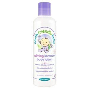 Lansinoh EFB Upokojujúce levaduľové telové mlieko pre deti