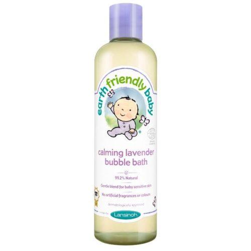 Lansinoh EFB Upokojujúca detská levanduľová pena do kúpeľa