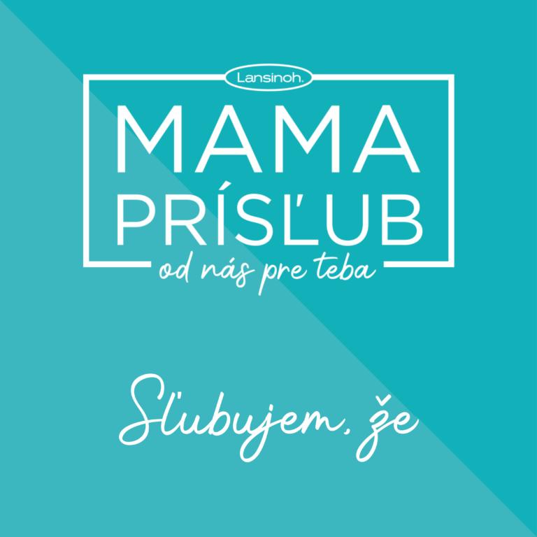Kampaň MAMA PRÍSĽUB